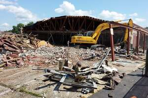 Price Chopper demolished to clear way for clinic - Photo