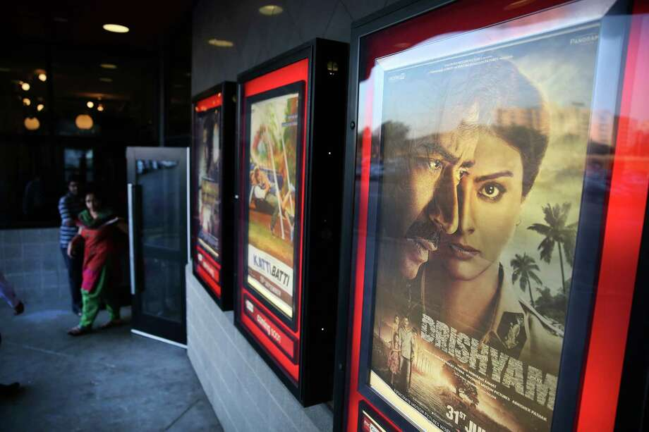 In the U.S., New York, New Jersey and the San Francisco Bay Area lead the way in terms of ticket sales for Indian films. Other markets, including Chicago, Houston and Dallas, also have solid ticket sales. Photo: Chris Sweda, MBR / Chicago Tribune
