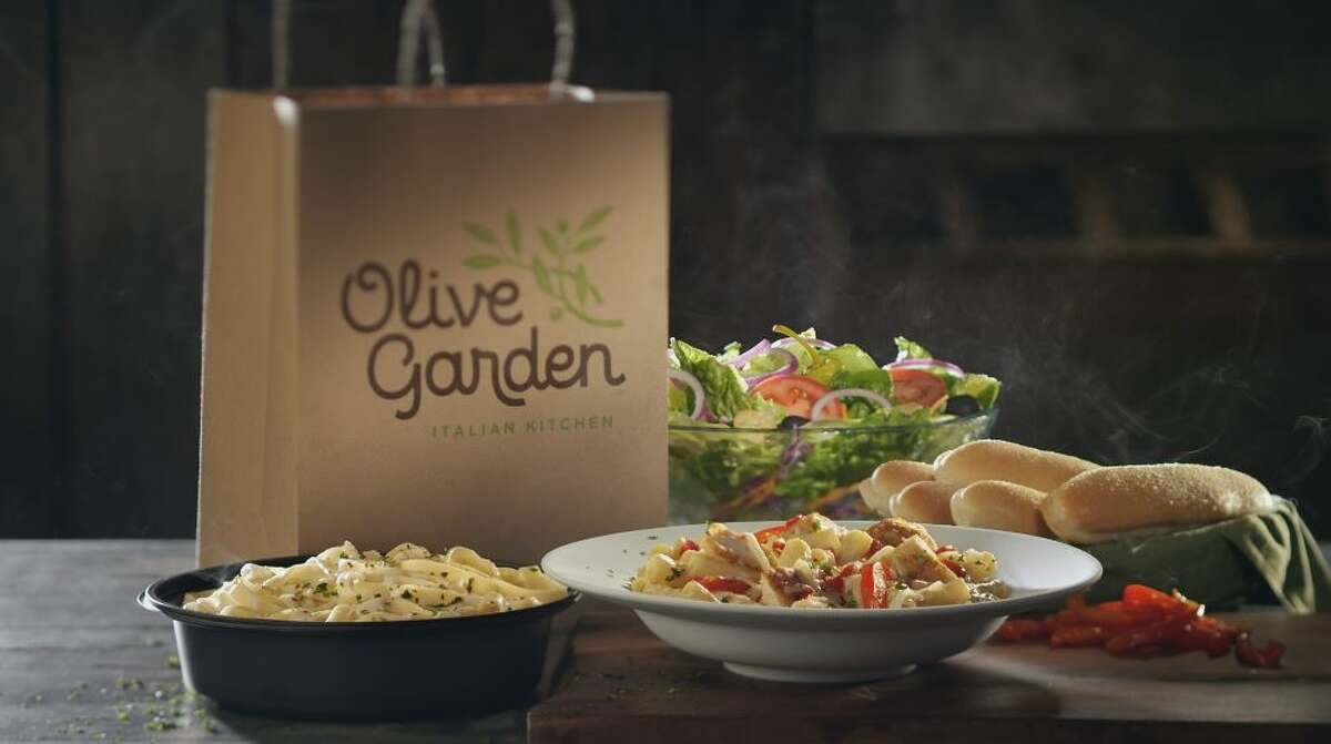 Olive Garden is offering four free