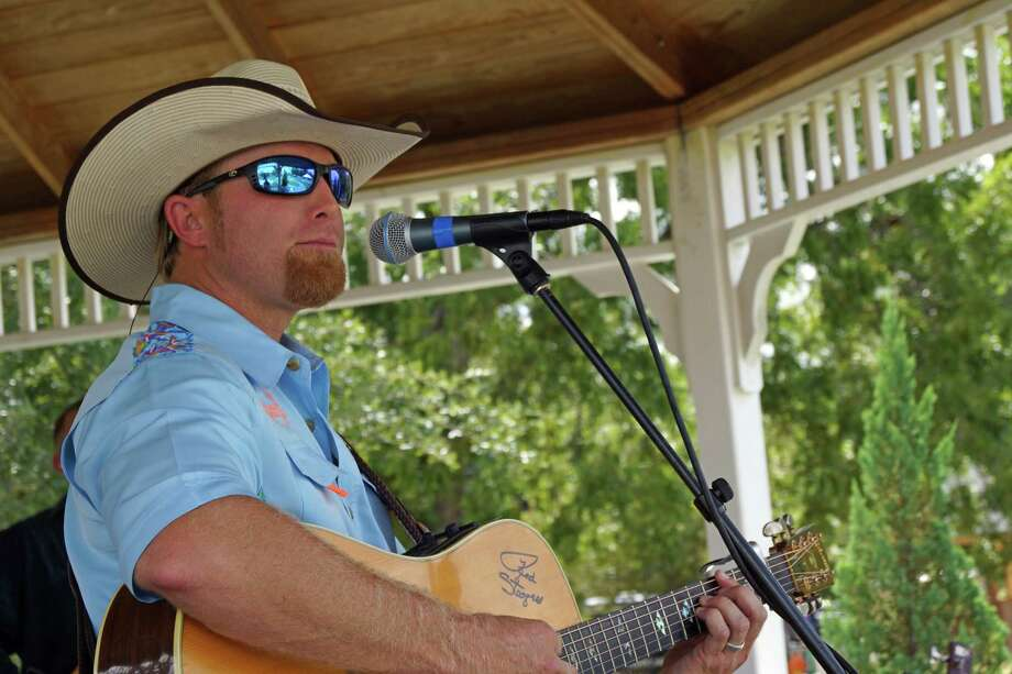 Jesse Raub Jr. is set to perform Saturday at the second annual Tomball Texas Music Festival. Photo: Courtesy Photo