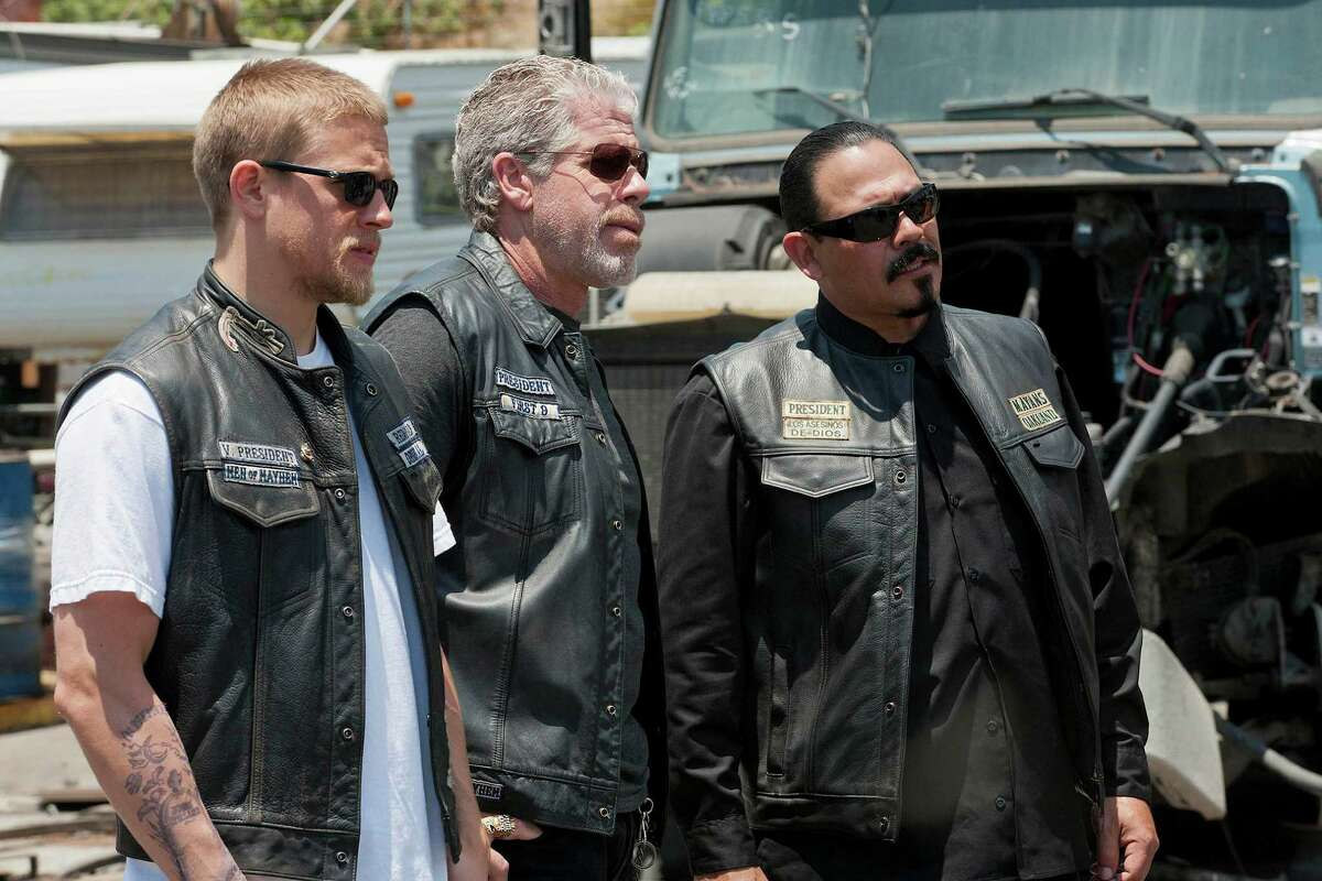 Sons of Anarchy (2008-2014) Leaving Netflix Dec. 1 One man's search for identity within his motorcycle gang turns into a tale of deceit and corruption that pits the single father against his family and morals.