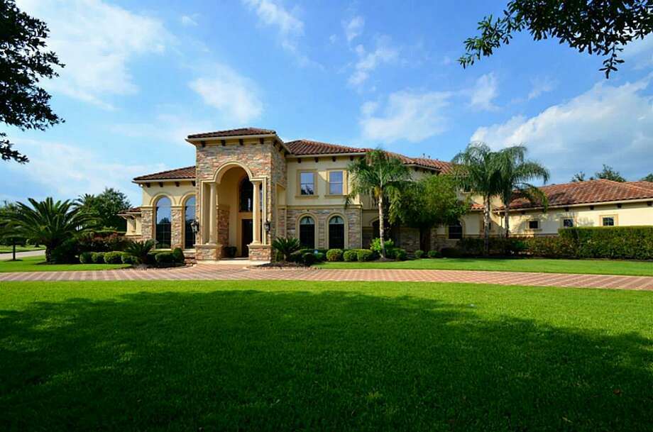 2719 Morganfair Lane in Katy: $2,100,000 / 5 bedrooms / 5 full and 2 half bathrooms / 8,380 square feet