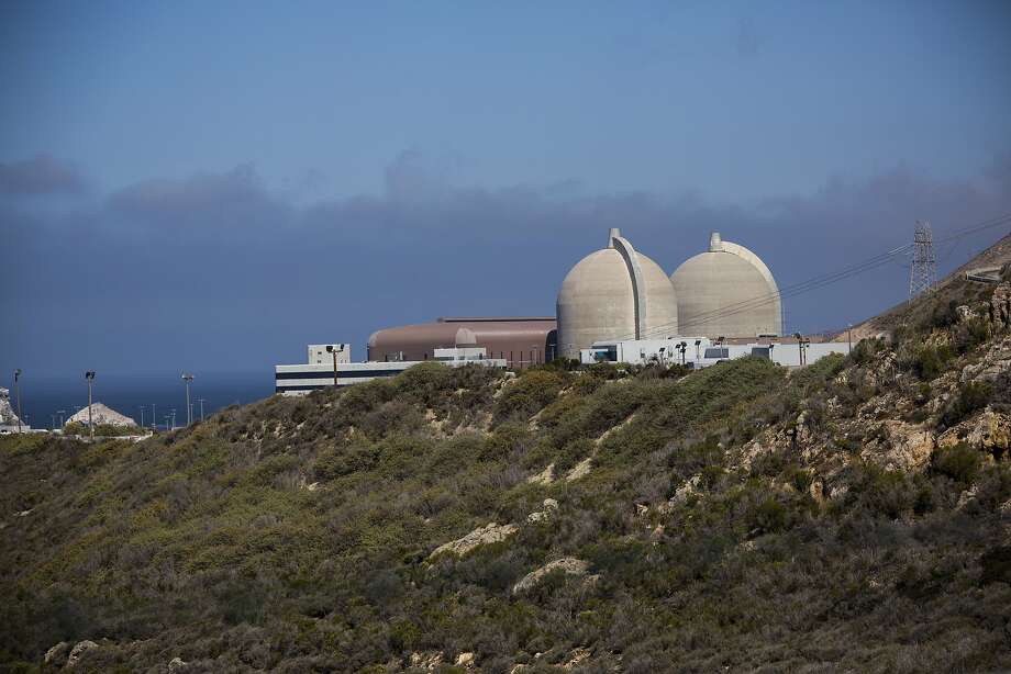 Monday August 24, 2015, San Luis Obispo County, California  The Diablo Canyon Power Plant is an electricity-generating nuclear power plant near Avila Beach in San Luis Obispo County, California. The plant has two Westinghouse-designed 4-loop pressurized-water nuclear reactors operated by Pacific Gas & Electric.  The facility is located on about 900 acres (360 ha) west of Avila Beach, California. Together, the twin 1,100 MWe reactors produce about 18,000 GWáh of electricity annually, about 7% of the electricity California uses, supplying the electrical needs of more than 3 million people. (Nancy Pastor for the San Francisco Chronicle) Photo: Nancy Pastor, Nancy Pastor For The SF Chronicl