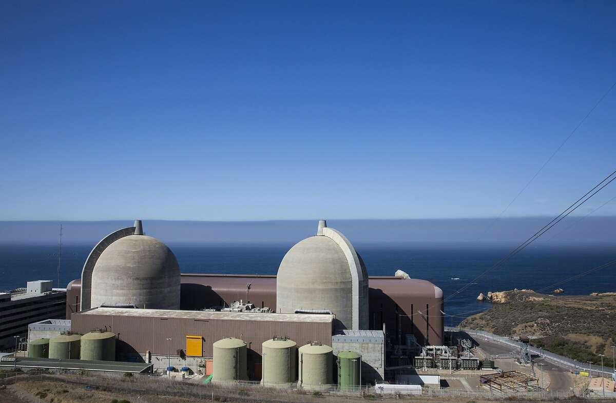 The Diablo Canyon power plant.