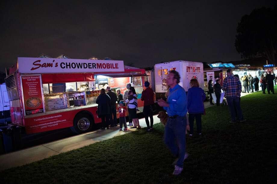 Best Food Trucks Sf Bay Area