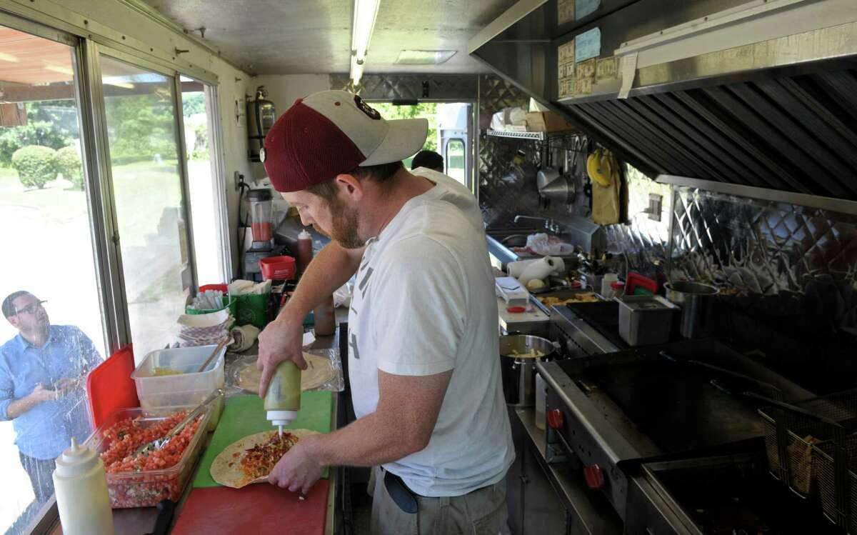 The Green Grunion California-style burritos
