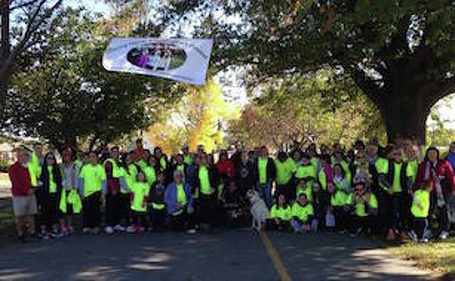 Caring Hands 4 Huntington's Disease and the Knights of Columbus Greenwich Council will host their fifth annual charity walk for Huntington's Disease at 10 a.m. Oct. 11 at Cove Island Park in Stamford. Photo: Contributed / Contributed / Stamford Advocate Contributed