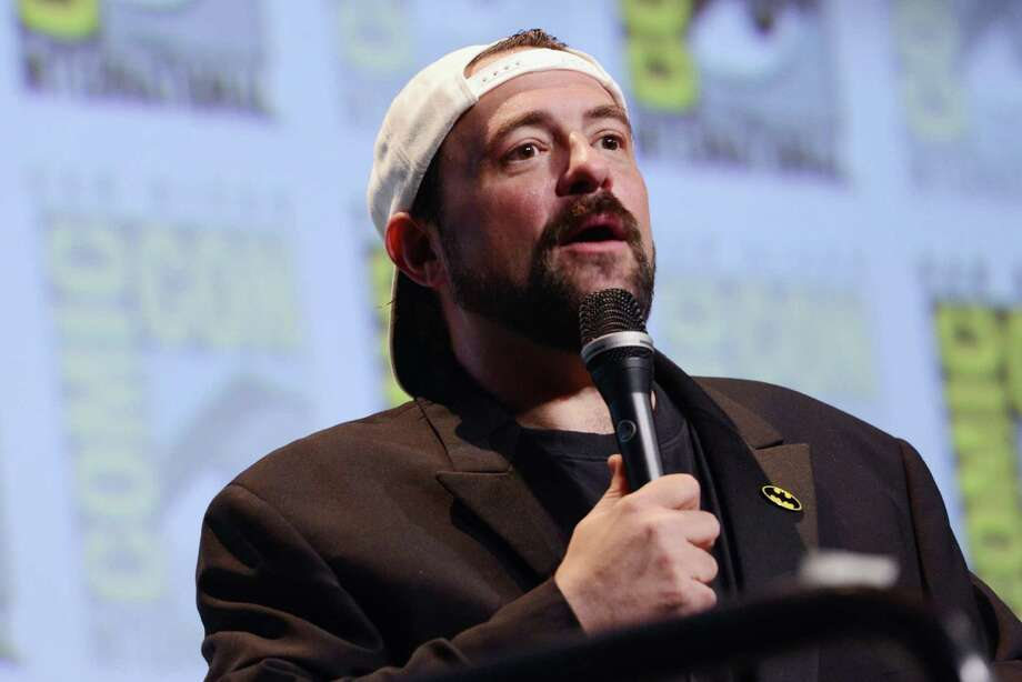 Filmmaker Kevin Smith stops by the Houston Improv for a two night run. The comic and movie director isn't the only celebrity proud of his New Jersey heritage.Click through the slideshow to learn more about N.J. celebs that are loved in Texas and the world. Photo: Albert L. Ortega, Getty Images / 2015 Albert L. Ortega