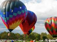 Go Wild! is coming back to Greenwich's polo fields at Conyer's Farm. Tickets are on sale for the annual event, which will be held on Sept. 20. The hot air balloons are considered a big highlight.