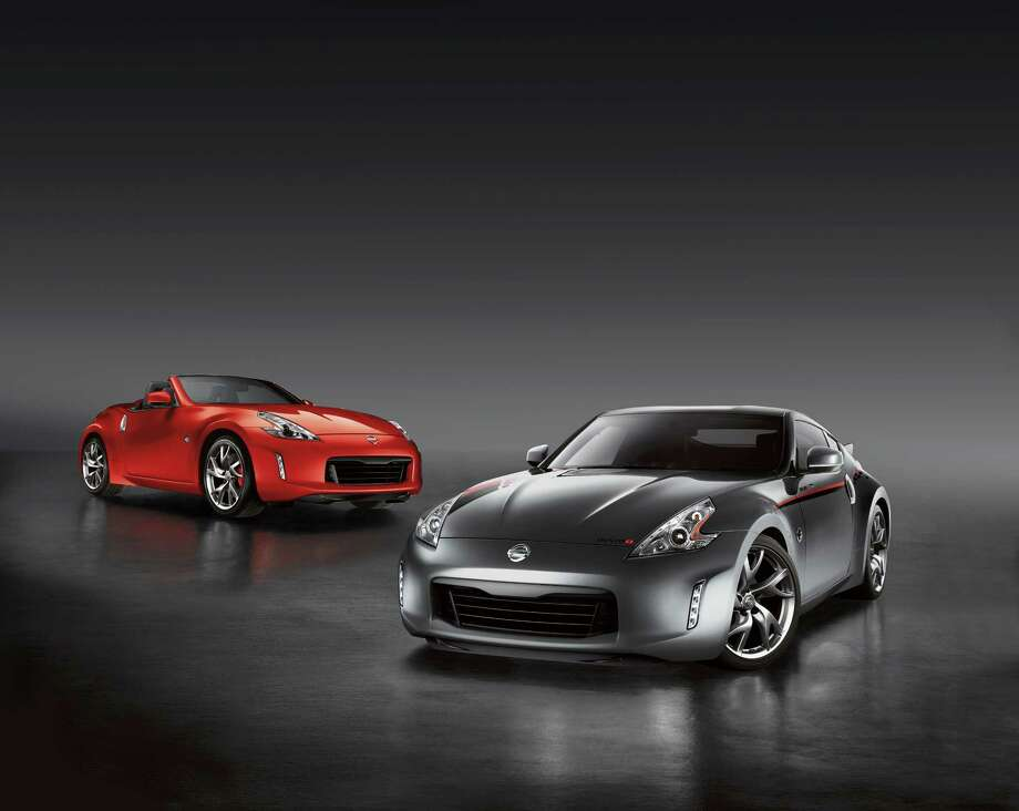 """The """"Fairlady Z"""", as it is known as in Japan, is priced starting at $41,821 for the roadster. The roadster is in its fifth year, after having been brought to the market back in 2010. Photo: Nissan / © 2014 Nissan"""