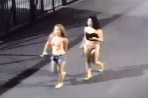 Hunt on for teens who trashed pool - Photo