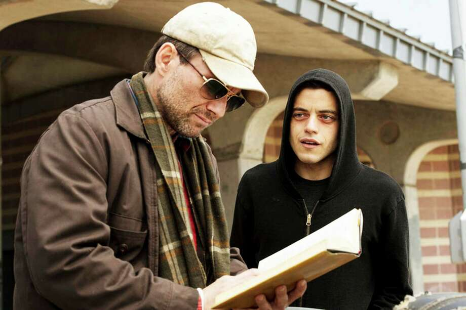 """The USA Network has chosen to hold off on concluding the season of the acclaimed drama """"Mr. Robot,"""" due to the Virginia TV shooting that took place early Wednesday morning. / 2015 USA Network Media, LLC"""