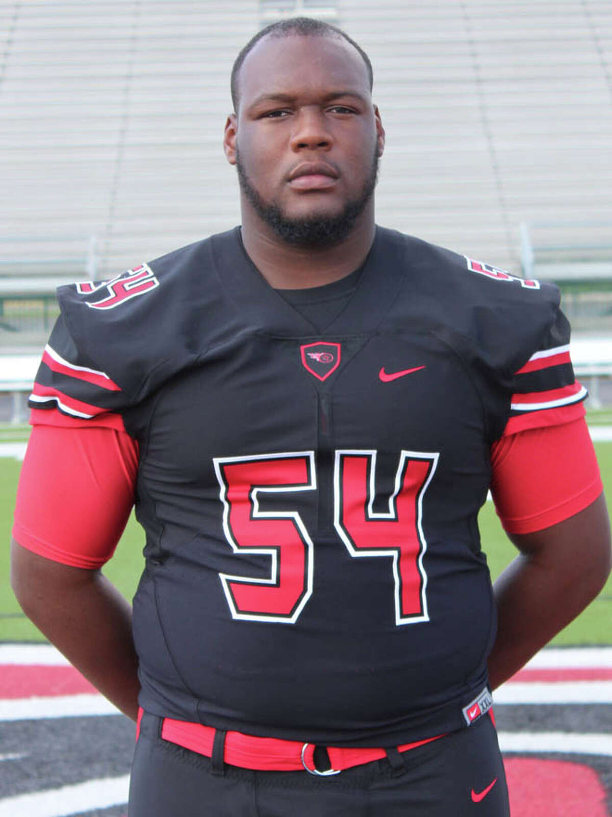 Brandon Jackson, Port Arthur Memorial Position: DT Height: 6-1 Weight: 275 pounds Grade: Senior With his explosiveness and strength off the blocks, Jackson will be giving opposing quarterbacks fits while trying to best his team-high seven sacks from last year.