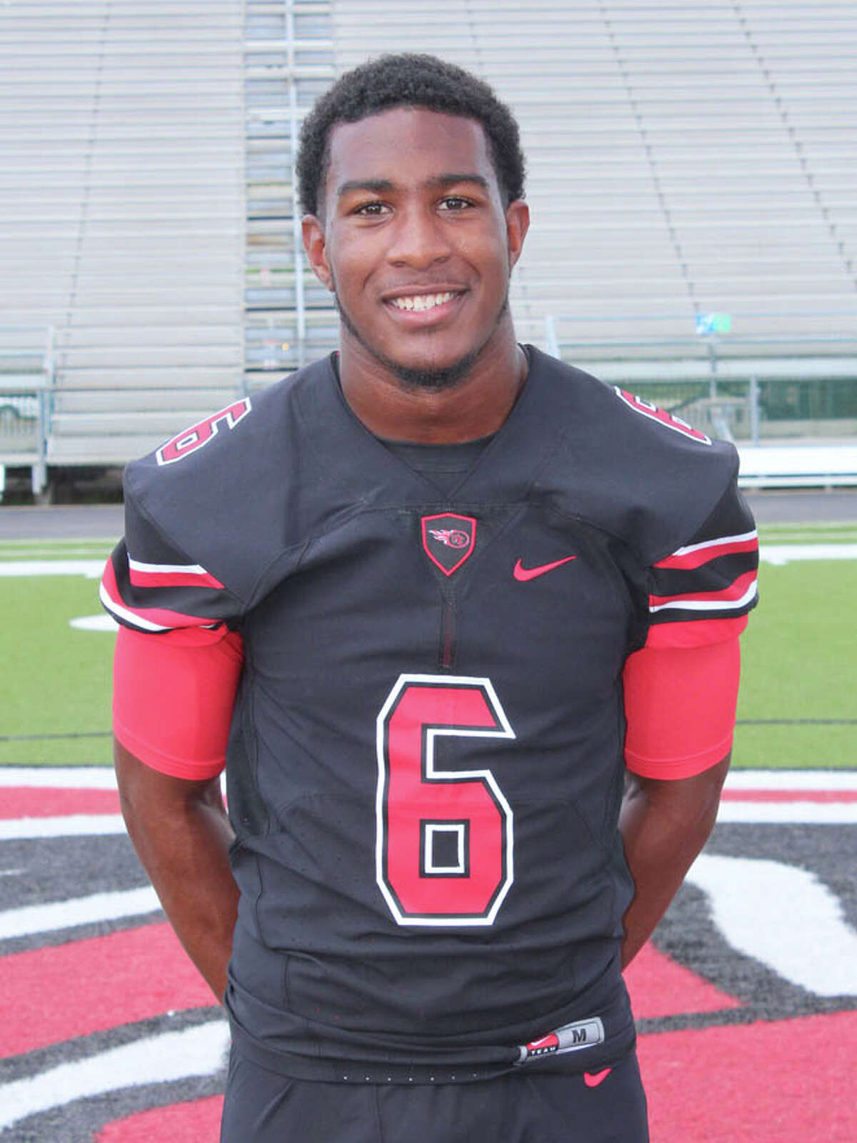 Kameron Martin, Port Arthur Memorial Position: RB Height 5-10 Weight: 175 pounds Grade: Senior Baylor commit whose blazing speed and work ethic makes him one of the most dangerous backs in the area. Martin finished his junior season with 17 rushing touchdowns.