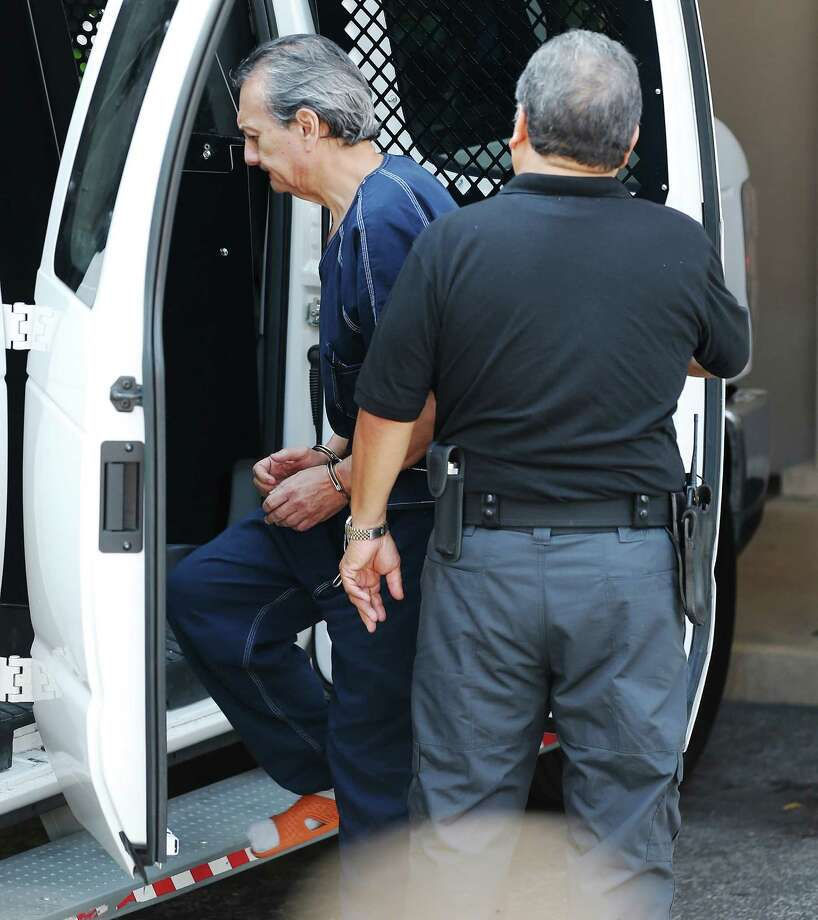 Armando Jesus Hernandez Leal admitted that he laundered millions of dollars he was supposed to have invested. Photo: Kin Man Hui /San Antonio Express-News / ©2015 San Antonio Express-News