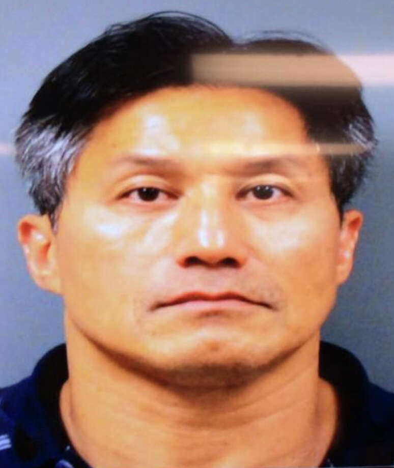 Nam Van Nguyen, 50, committed at least 36 robberies during the month of August. Houston Police, Pearland Police and Harris County Sheriff's Office join forces to ID and arrest Nguyen. / handout