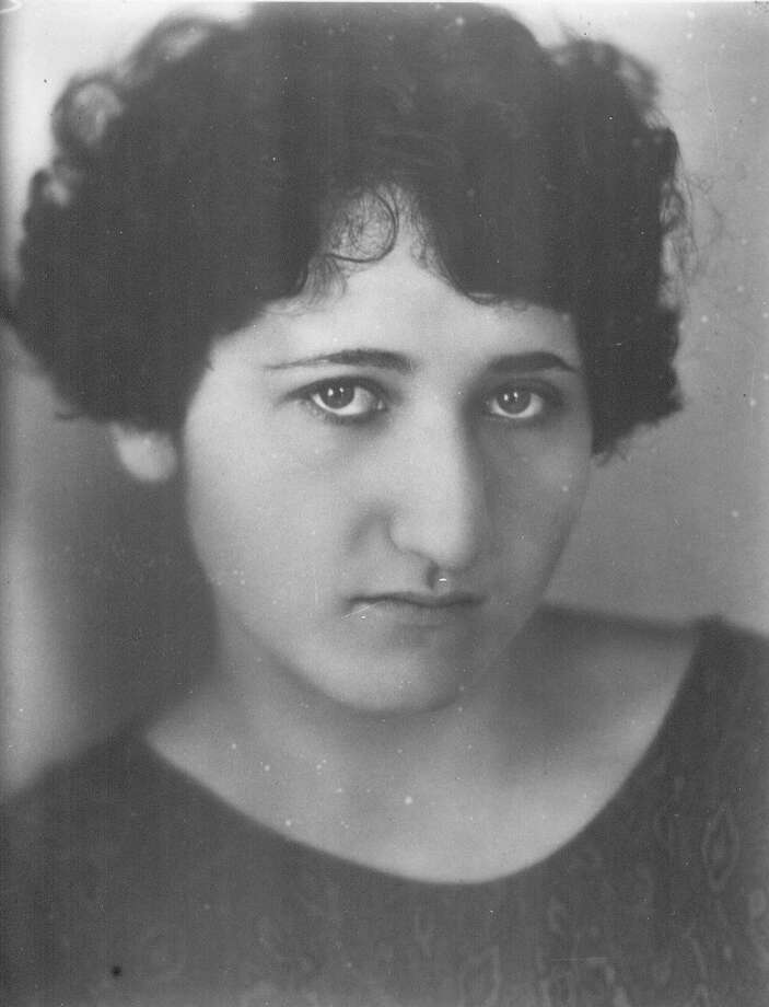 """Anita Brenner won a $50 prize in a short story contest conducted by """"The Forward,"""" a New York publication. The photo was published in the Light, July 20, 1925. Source: UTSA Libraries Special Collections, San Antonio Light Collection Photo: UTSA Special Collections / San Antonio Light Collection"""