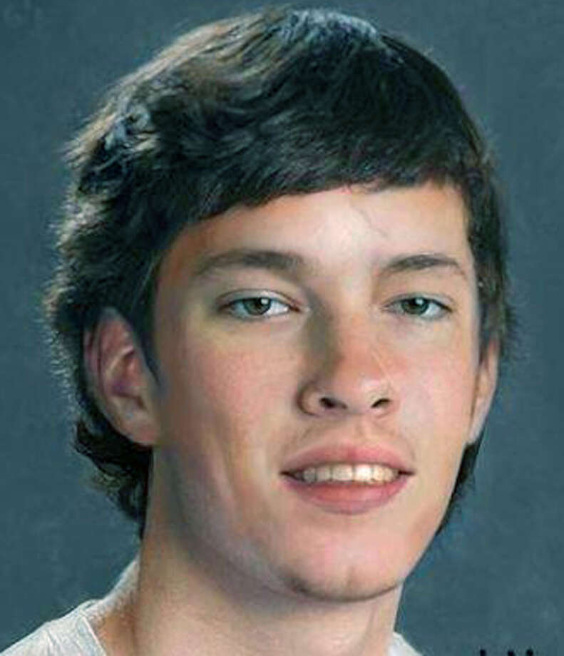 A composite photo of David Stack, a New Milford High School graduate killed in 1976 in Utah. Photo: Contributed Photo / The News-Times Contributed