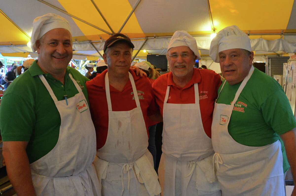 Were you SEEN at the Saint Jude Italian Festival in Monroe on August 26, 2015?