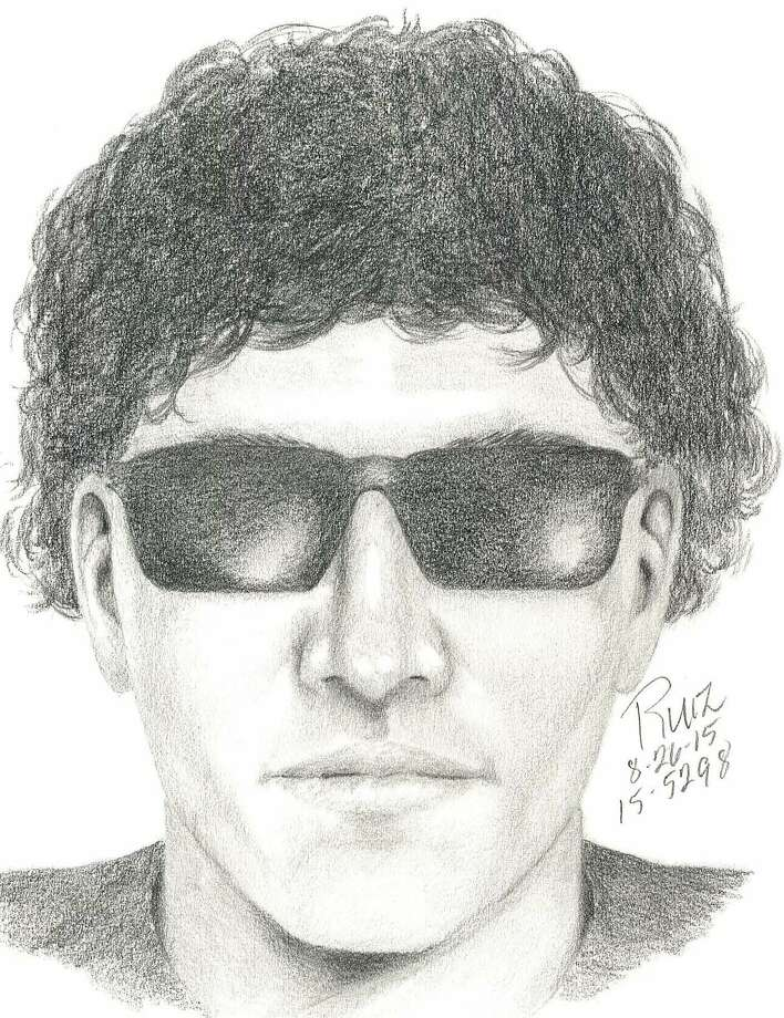 Police are looking for a man, depicted in this sketch, who exposed himself to a woman in a park the evening of Aug. 25, 2015. Photo: Courtesy, Palo Alto Police Department