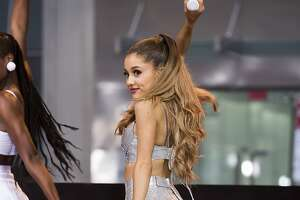 Ariana Grande brings pop licks to the stage - Photo