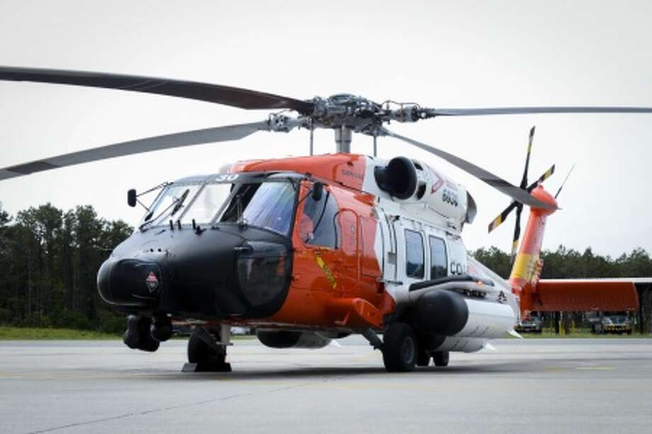 A Sikorsy Jayhawk helicopter used bu the U.S. Coast Guard. Photo: U.S. Coast Guard Photo