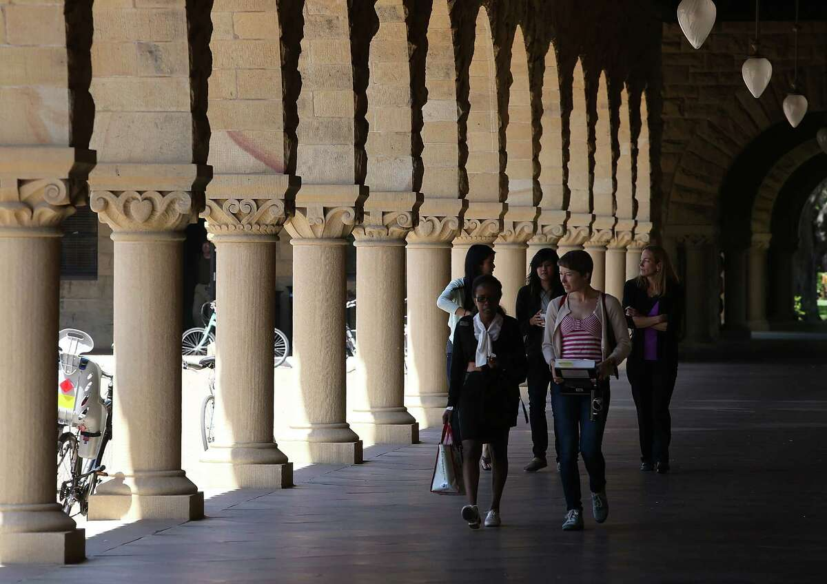 Stanford scored a lower carbon footprint because the unincorporated community has a high population of college students with lower household incomes, more compact housing and more sustainable transportation practices.