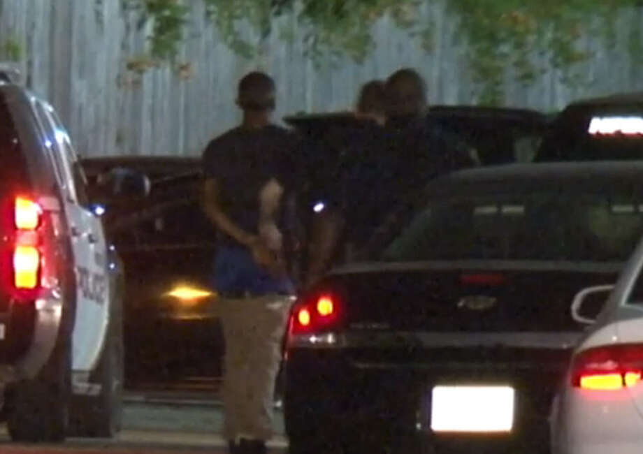 A man was wounded in a shooting Wednesday on the campus of Texas Southern University.