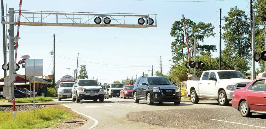 The revised bond allocated $84 million to Precinct 3, which encompasses most of The Woodlands, with the largest chunk of cash, $60 million, dedicated to widening Rayford Road and building a bridge over the railroad, just east of The Woodlands. Photo: David Hopper, Freelance / freelance