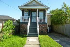2726 Athis St. This four-bedroom, two-bathroom home in New Orleans' Milneburg district is on the market for $124,900.