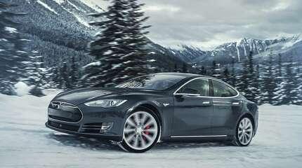Tesla's Model S P85D
