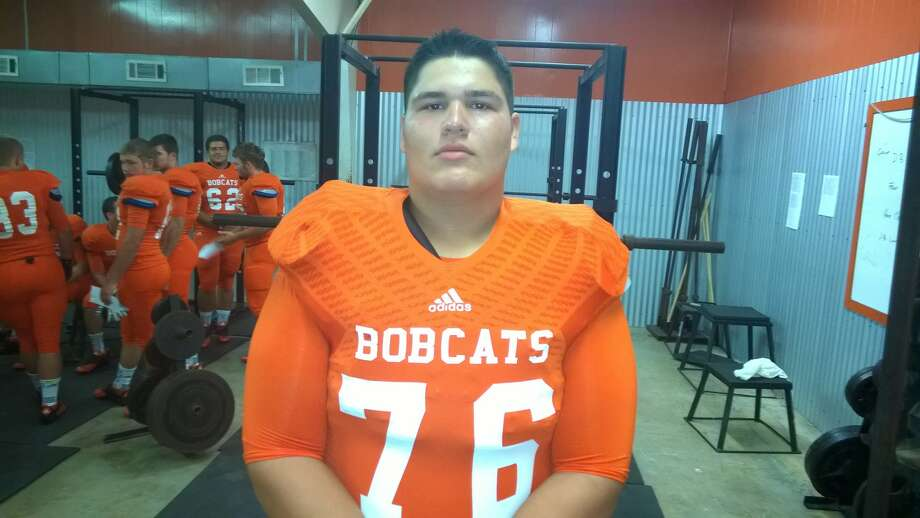 Aaron Galitz, OrangefieldPosition: OLHeight: 6-3Weight: 308 poundsGrade: SophomoreGalitz will bring some much needed size to both the offensive line and has shown the potential to be the anchor of the line in the future. Photo: Enterprise Staff