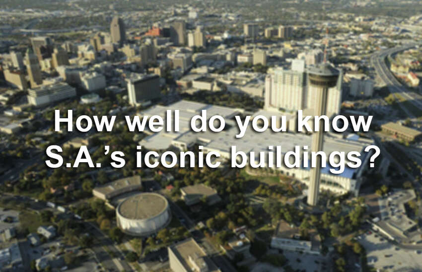 See if you can name these San Antonio buildings using only their silhouette and clues from the surrounding area.