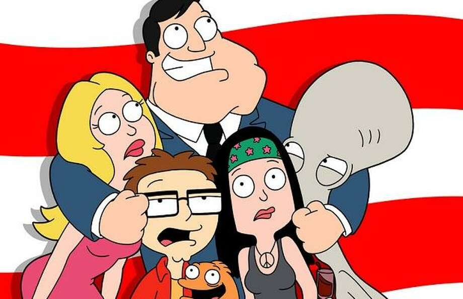 """American Dad: Season 10""Available: May 1 on Netflix"
