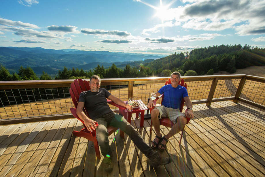 "Former Dallas residents Dabney Tompkins and Alan Colley built this fire lookout on a 160-acre meadow in rural Oregon. Their home, known as the ""treehouse without the tree"" was finished in 2010, when it was used as a weekend getaway until they moved there in 2013. Photo: Courtesy,  Zillow"