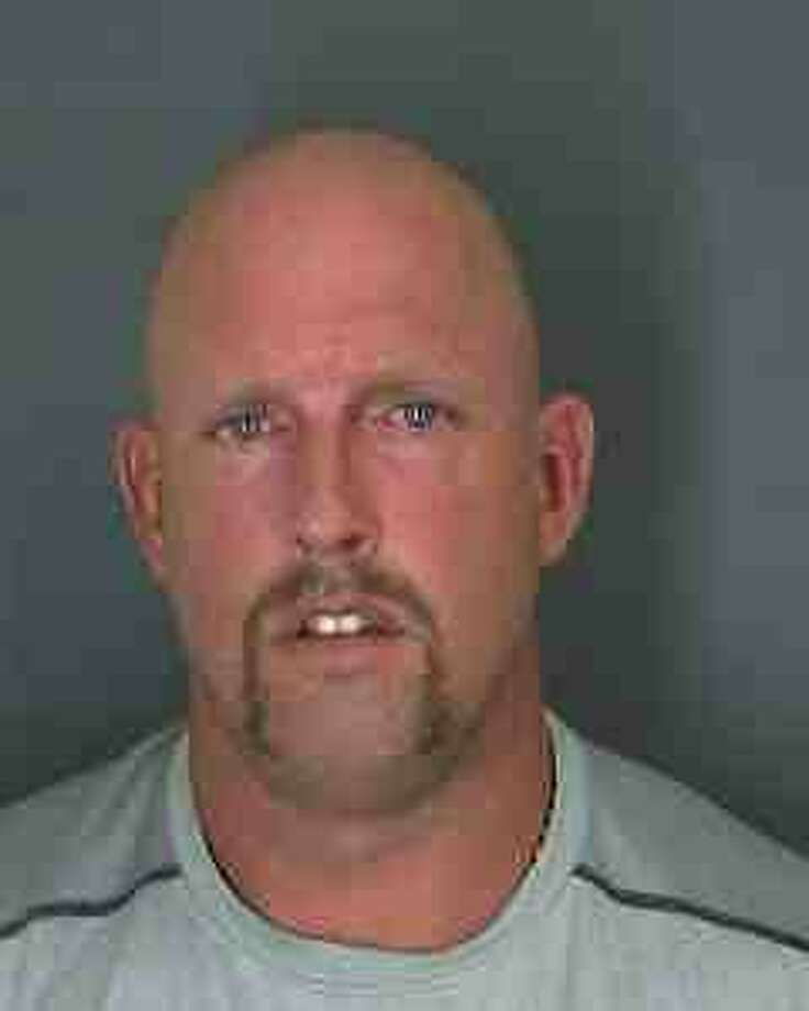 Peter Hockford of Scotia is accused of ax-handle attack in Argyle. (Washington County sheriff's department photo)