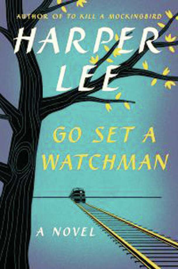 """Go Set A Watchman,"" by Harper Lee."