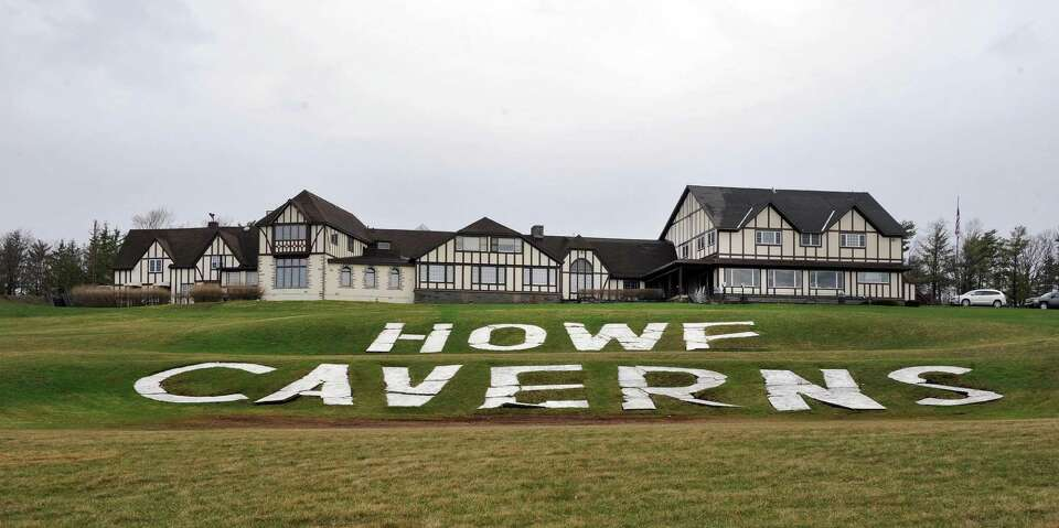 Howe Caverns Tuesday April 21, 2015 in Howes Cave, NY.   (John Carl D'Annibale / Times Union)
