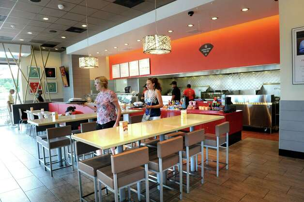 The Panda Express on Friday, Aug. 21, 2015, in Latham, N.Y. (Cindy Schultz / Times Union) Photo: Cindy Schultz / 00033076A