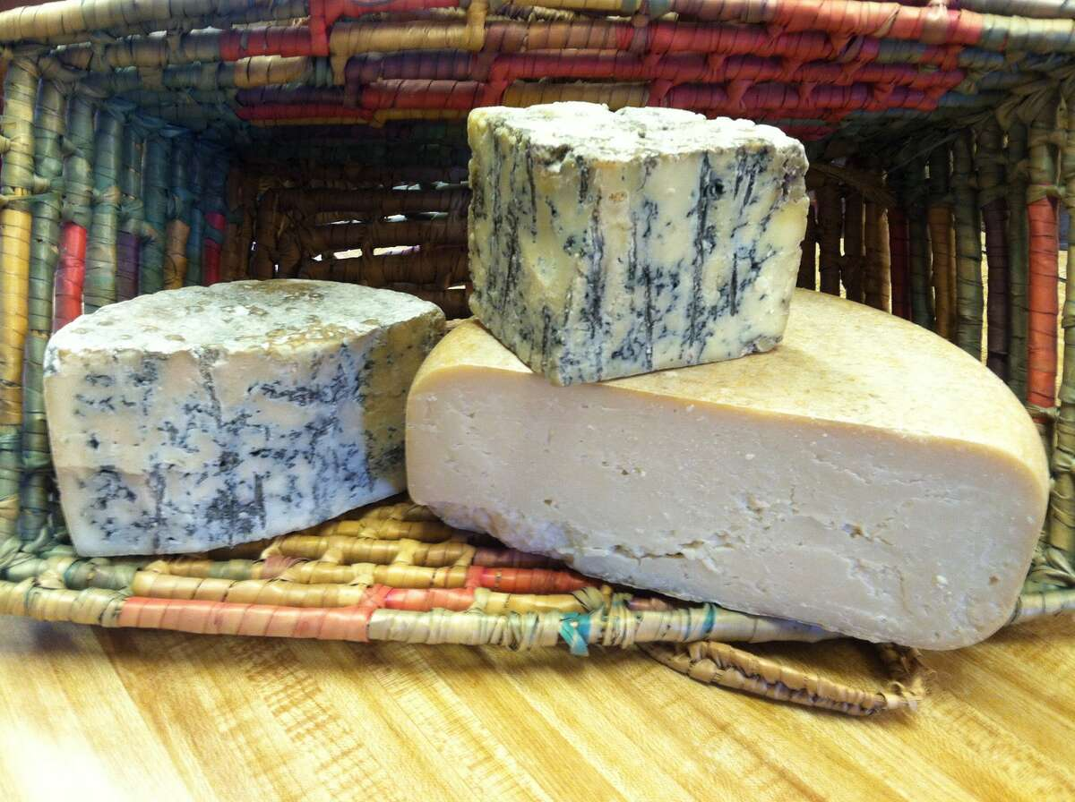 Jewett's Cheese House in Earlville,a must-stop destination along historic Route 20, makes a variety of cheeses (including a local goat's milk blue) worth hauling back from your trip. (Jewett's Cheese House) ORG XMIT: 07BOq7ZsHl6vVFWVwdZH