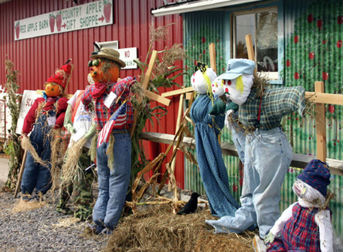 Plasco's Farm Scarecrow Festival in Trumbull September 27Find out more