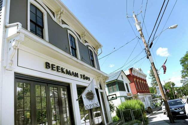 Beekman 1802 mercantile on Wednesday, July 22, 2015, in Sharon Springs, N.Y. (Cindy Schultz / Times Union) Photo: Cindy Schultz / 00032576A