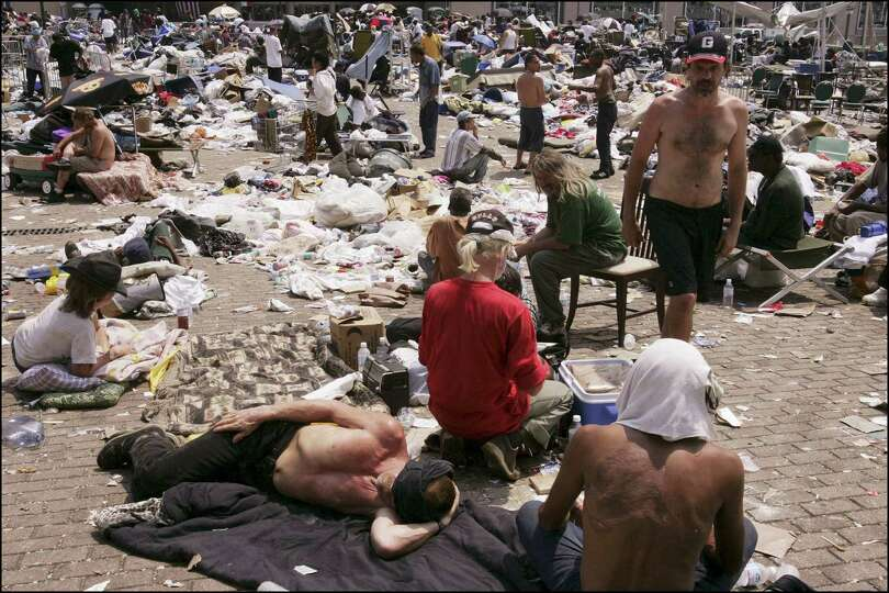 Hurricane Katrina Superdome Crime | www.pixshark.com ...