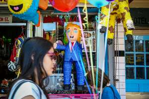 Donald Trump is a piñata — he's just made for whacking - Photo