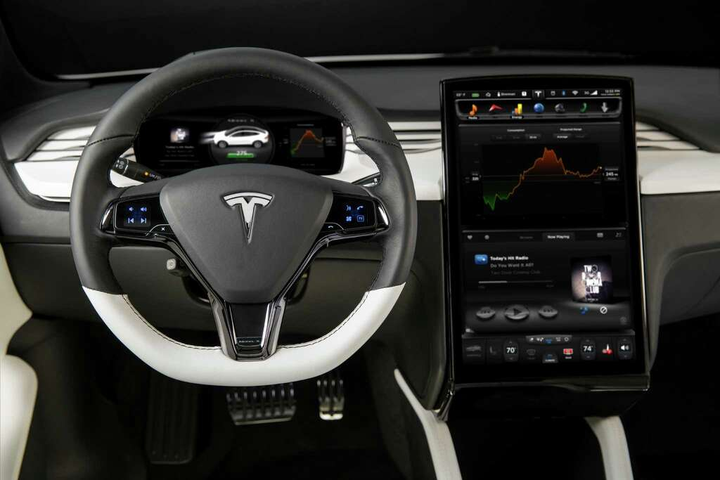 Tesla Reveals New Photos New Details Of Model X Suv Sfgate