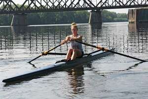 Guilderland High graduate wins bronze in Rio with USA Women's Crew Team - Photo