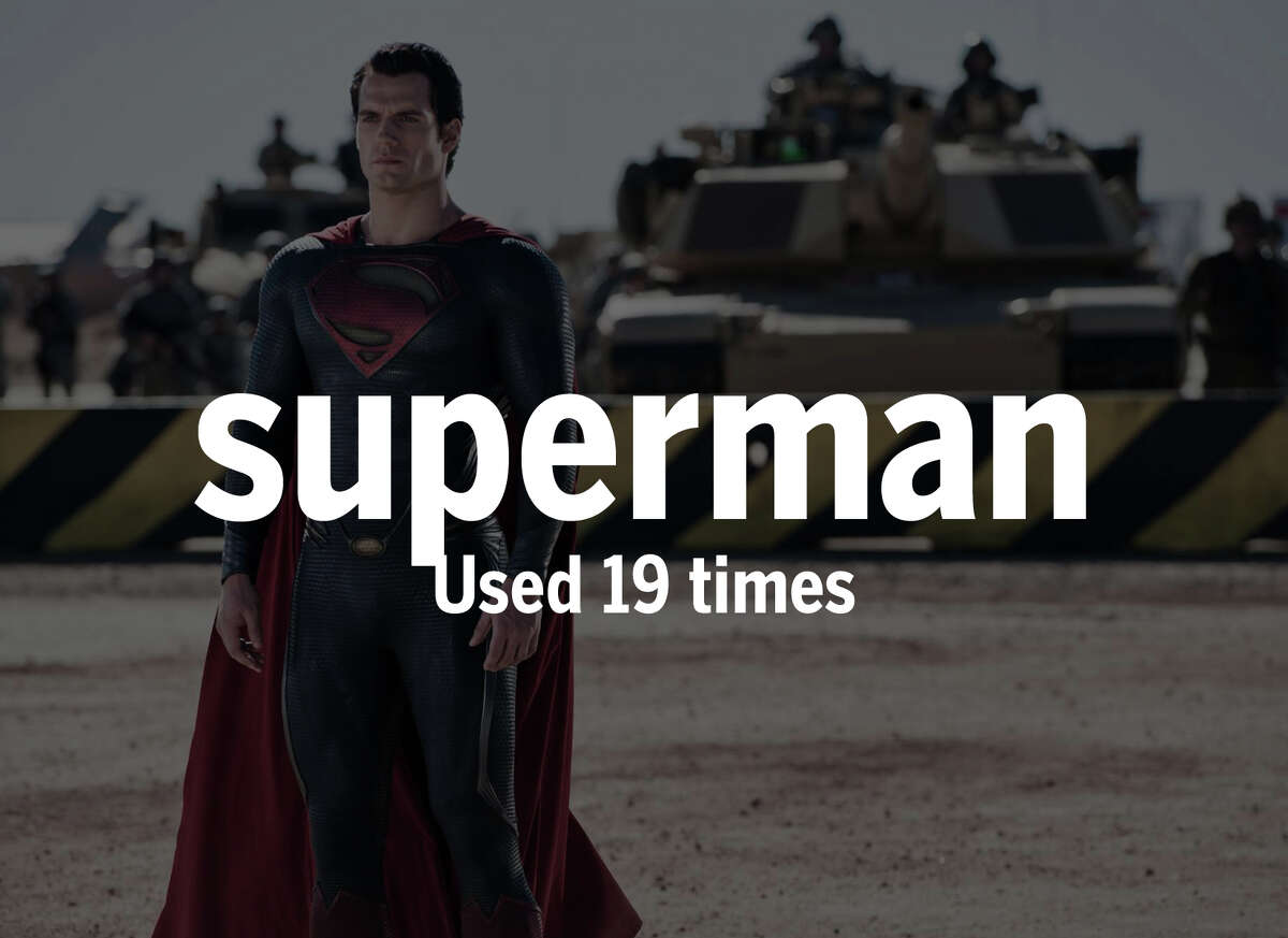 Superman. More like, Can't be faithful man.