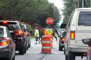 100,000-plus expected in Saratoga Springs on Travers Day - Photo