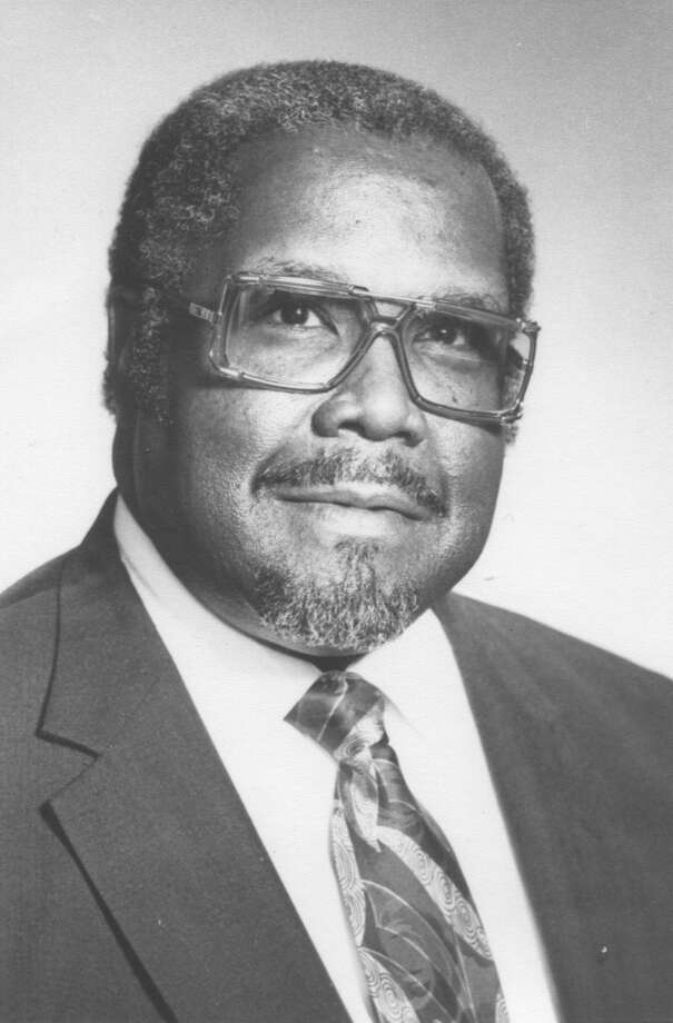 Dr. J. Carlton Allen served as pastor of New Mount Pleasant Baptist Church, 1639 Hays St., for 48 years. Photo: Courtesy Photo / Family photo