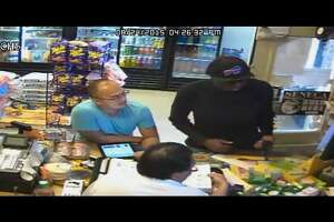 Bridgeport police looking for man who robbed grocery store - Photo